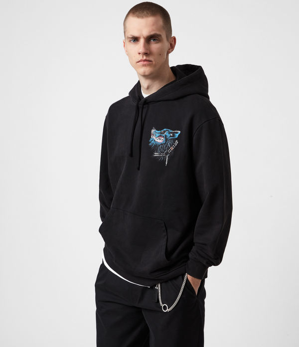 gnasher pullover hoodie
