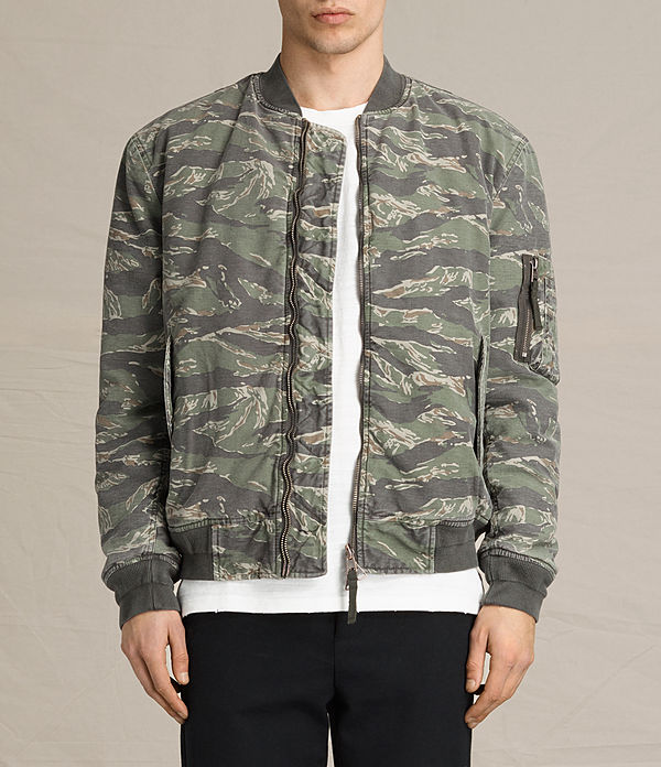 Malin Reversible Bomber Jacket