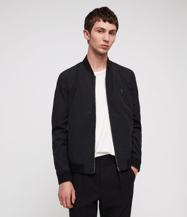 fleet bomber jacket