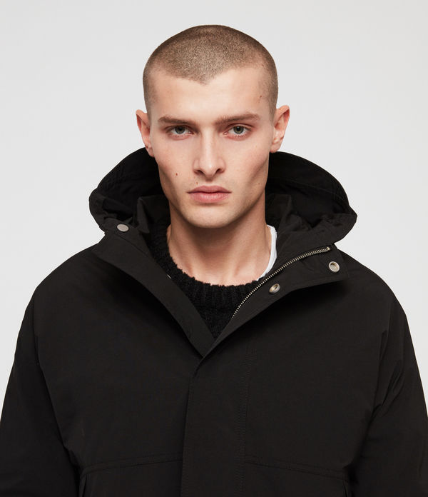 Tanaka Hooded Jacket