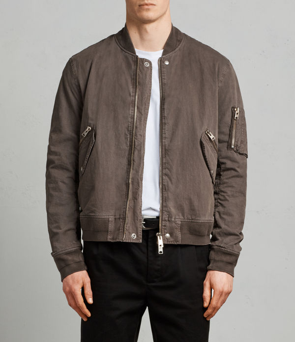 union bomber jacket
