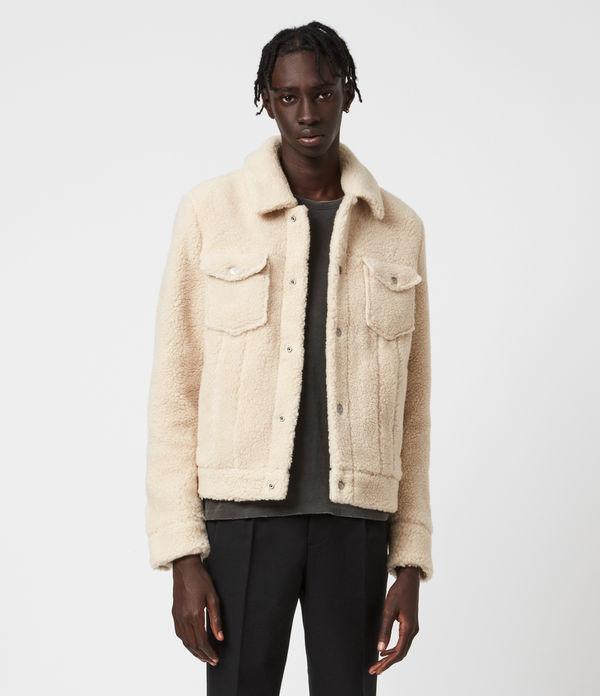 AllSaints Blue Coats & Jackets for Men