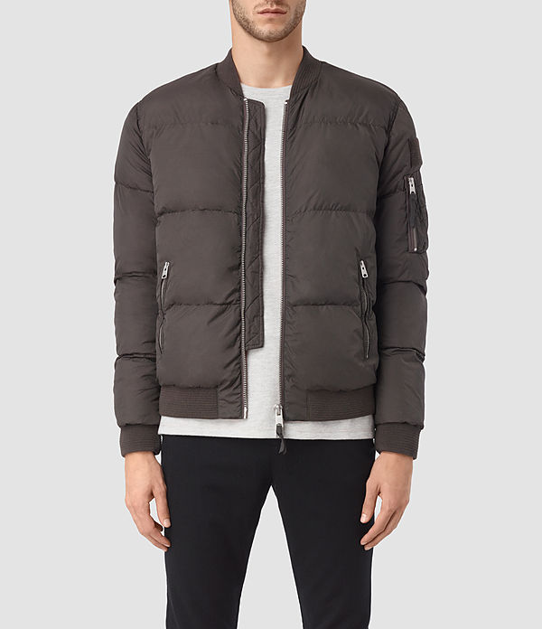 Furlough Bomber Jacket