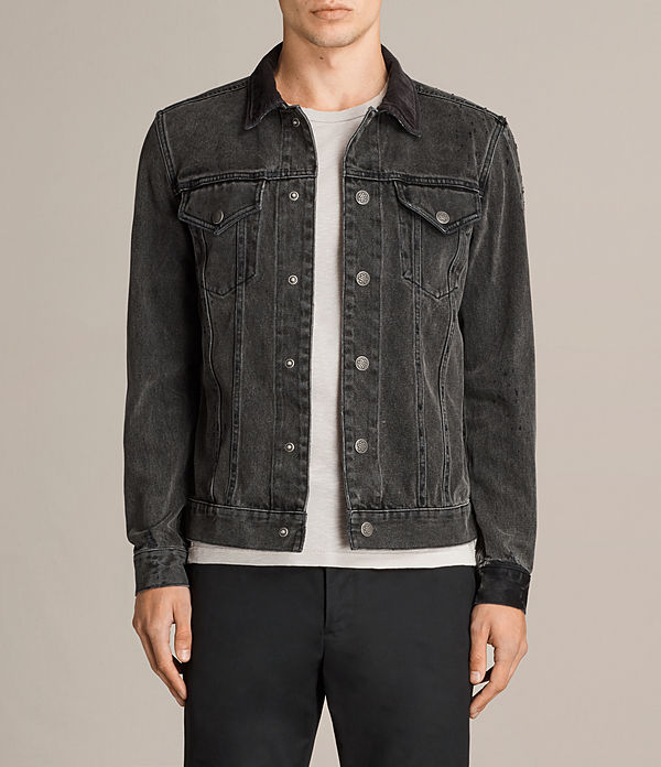Baton Denim Jacket