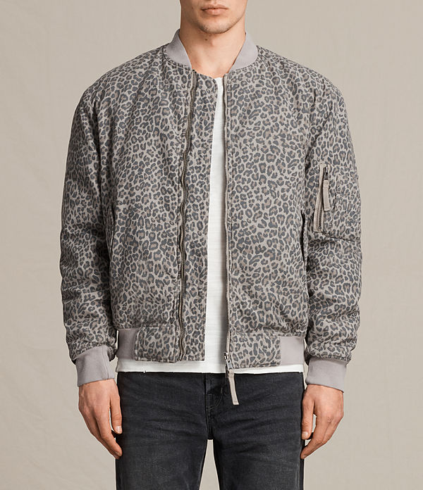 raptor reversible bomber jacket