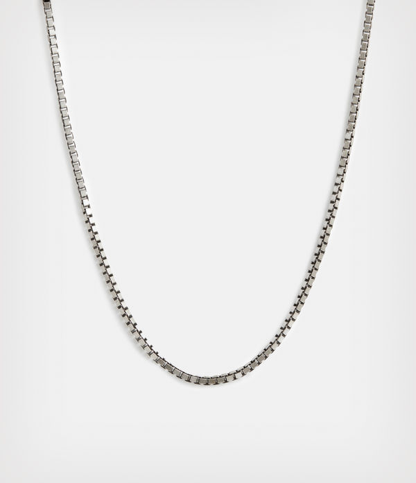 Roan Sterling Silver Chain Necklace