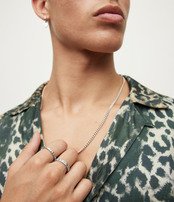 Josh Sterling Silver Ring Set