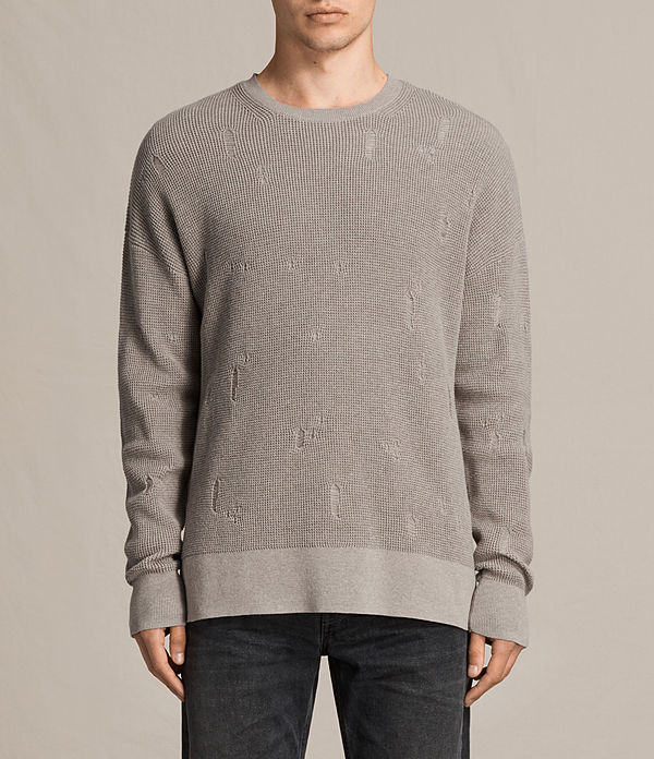 Forram Long Sleeve Crew Jumper