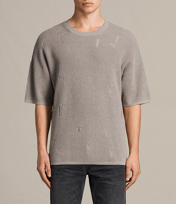 forram short sleeve crew jumper