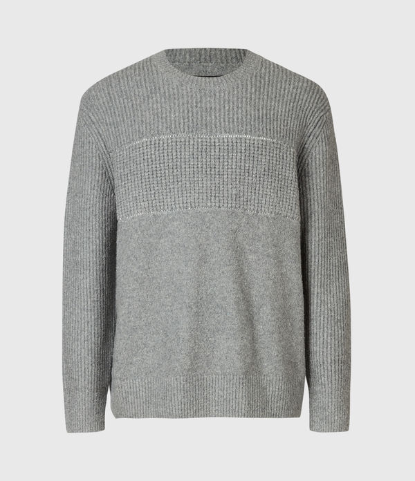 Split Crew Jumper