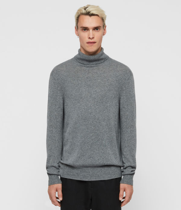 Valter Roll Neck Cashmere Blend Jumper