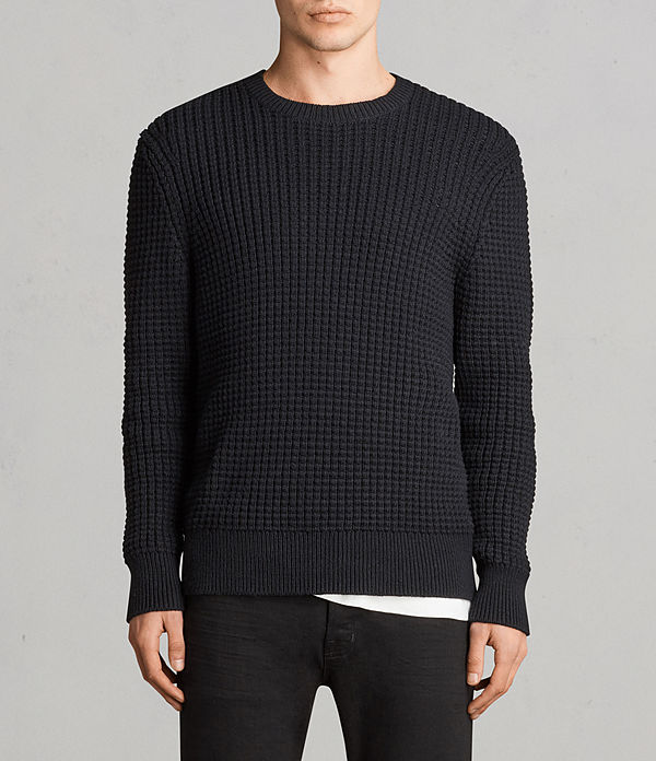 ALLSAINTS UK: Men's Knitwear, Shop Now.