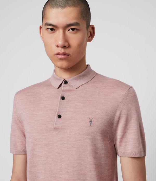Mode Merino Polo Shirt