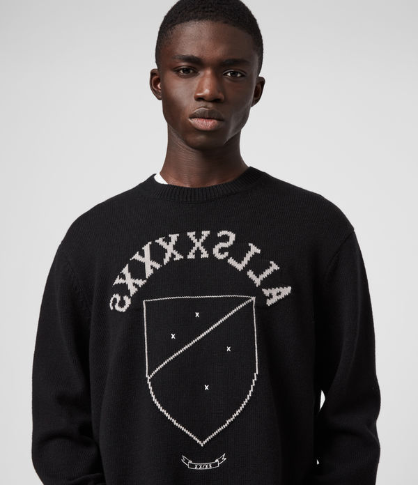 Shields Crew Sweater