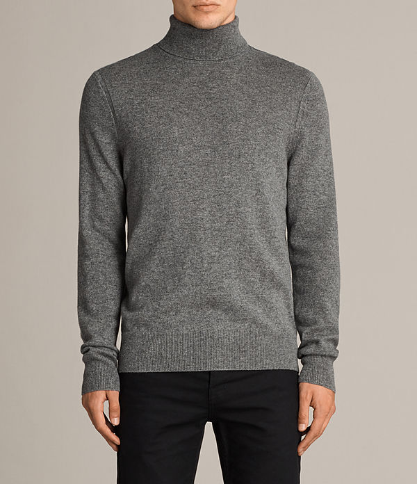 Alec Roll Neck Sweater