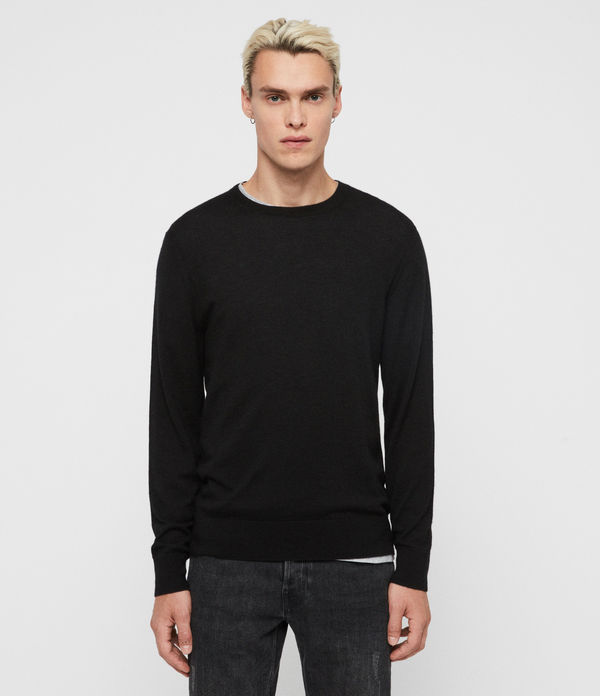 Ode Cashmere Crew Sweater