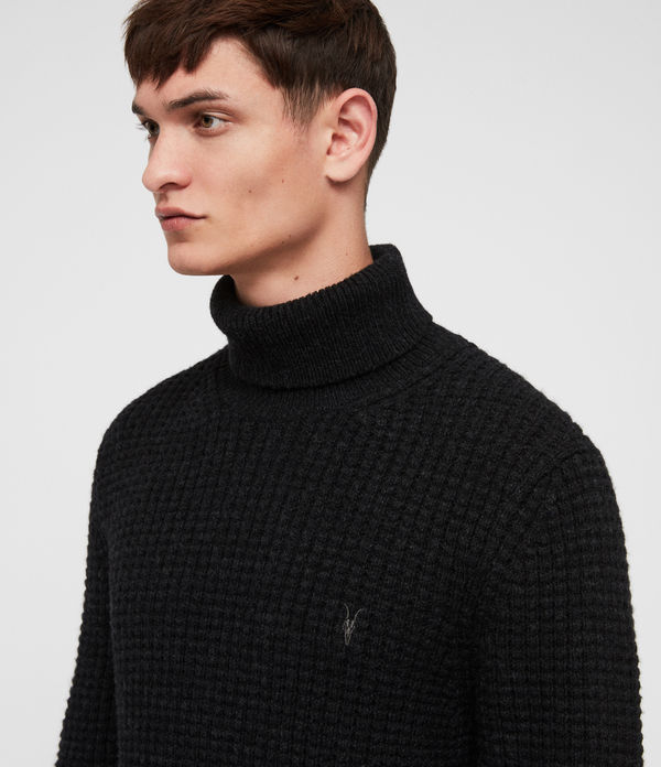 Raynes Roll Neck Jumper