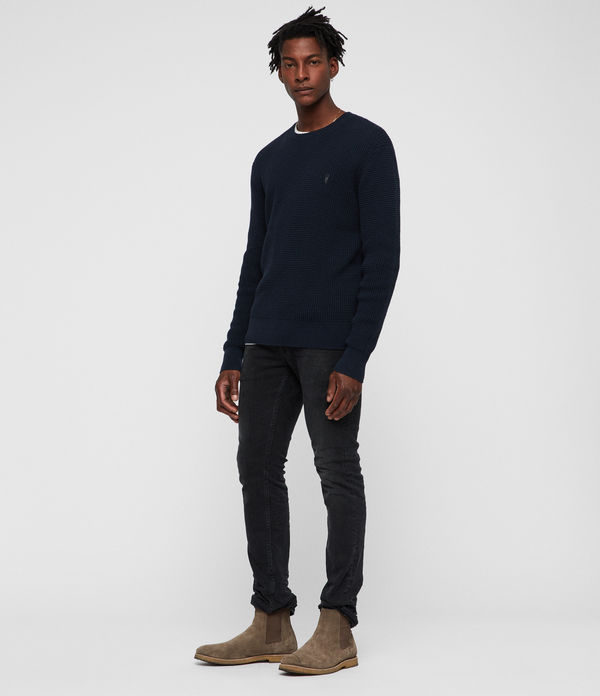 wells crew jumper