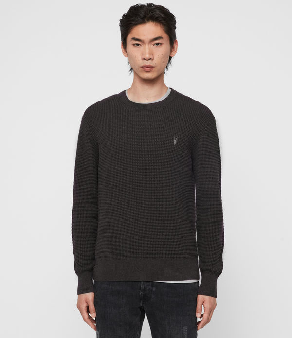 Wells Crew Sweater