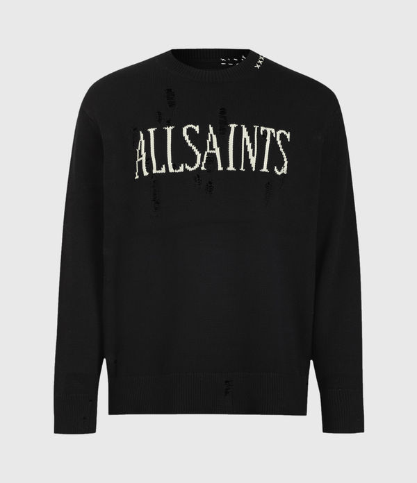 Destroy Saints Crew Jumper
