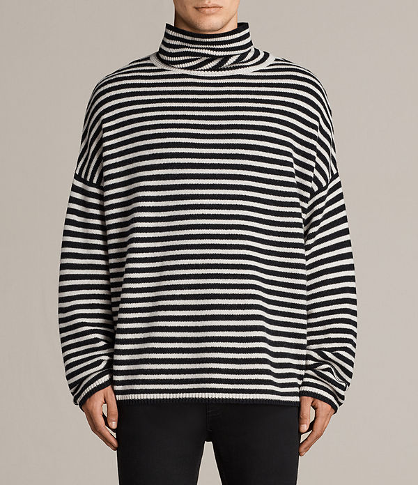 marcel funnel neck sweater