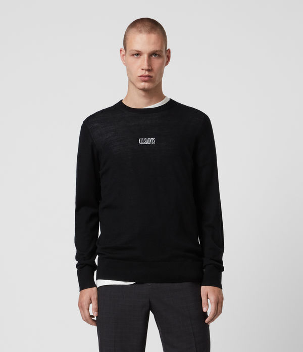 Stat Merino Crew Sweater