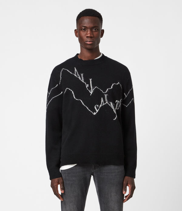 Mount Saints Crew Sweater