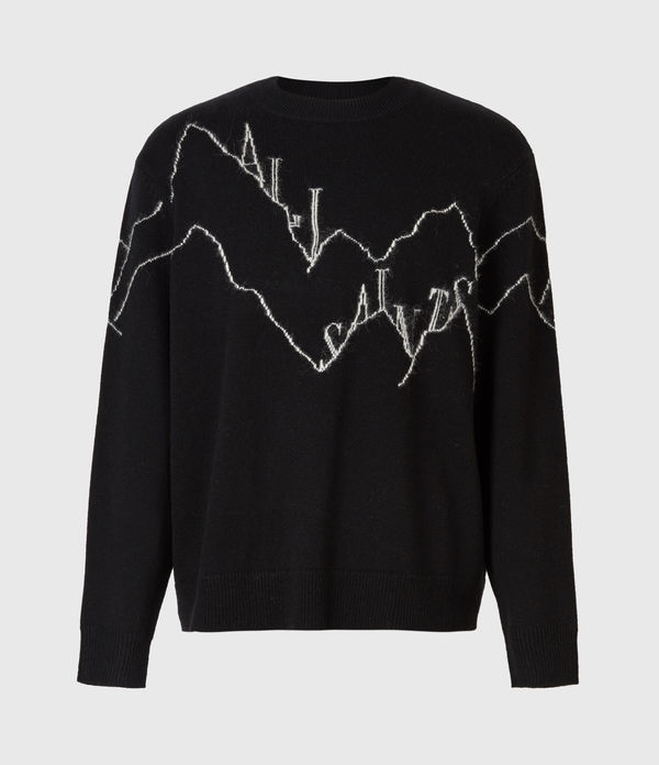Mount Saints Crew Jumper