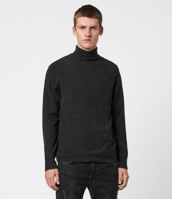 mason roll neck jumper