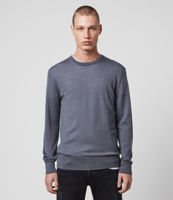 Mode Merino Crew Jumper
