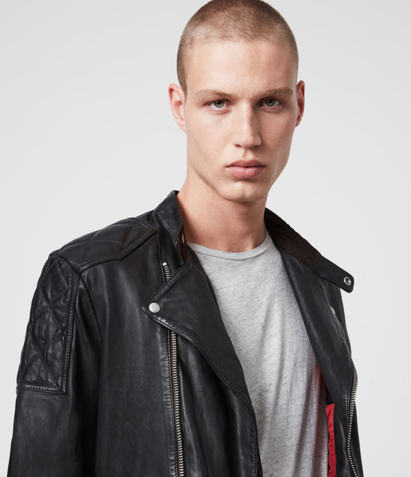 Marley Leather Biker Jacket