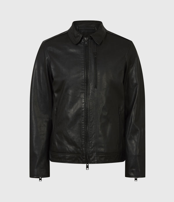 Timo Leather Jacket