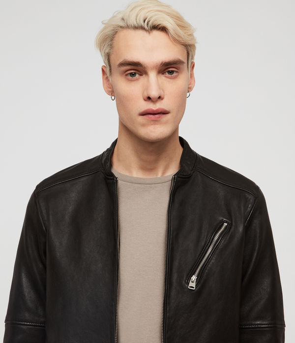 Holbrooke Leather Jacket