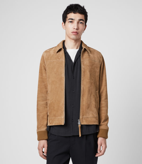 Drant Suede Jacket