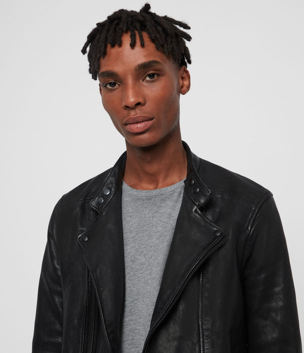 Northwick Leather Biker Jacket