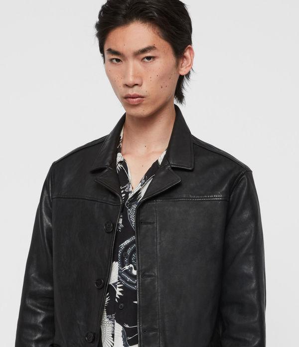 Lyme Leather Jacket