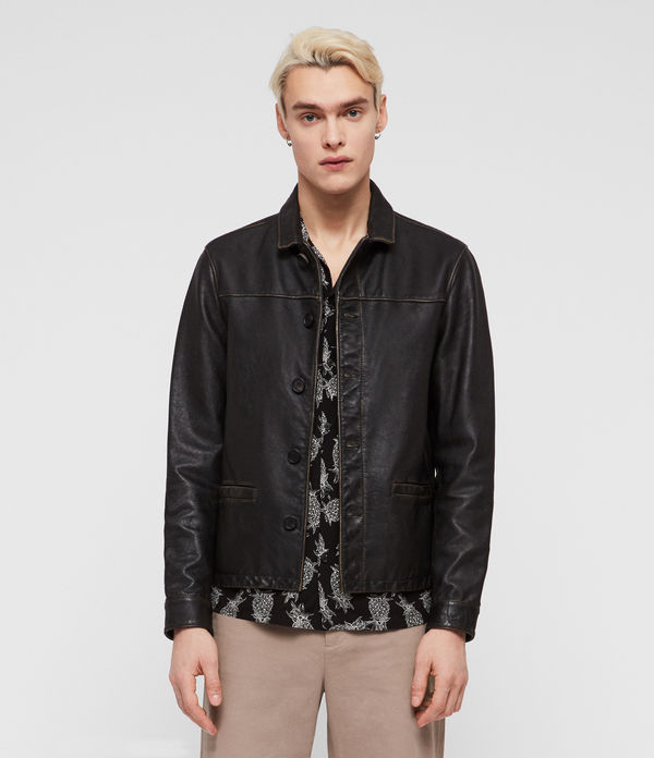 Waver Leather Jacket