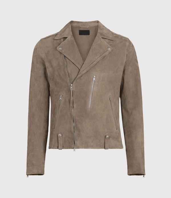 Savoy Suede Biker Jacket