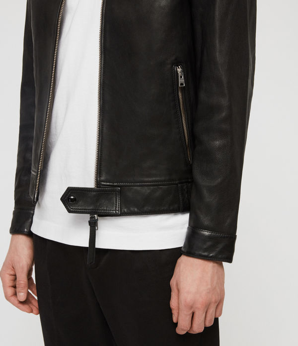 Callon Leather Jacket
