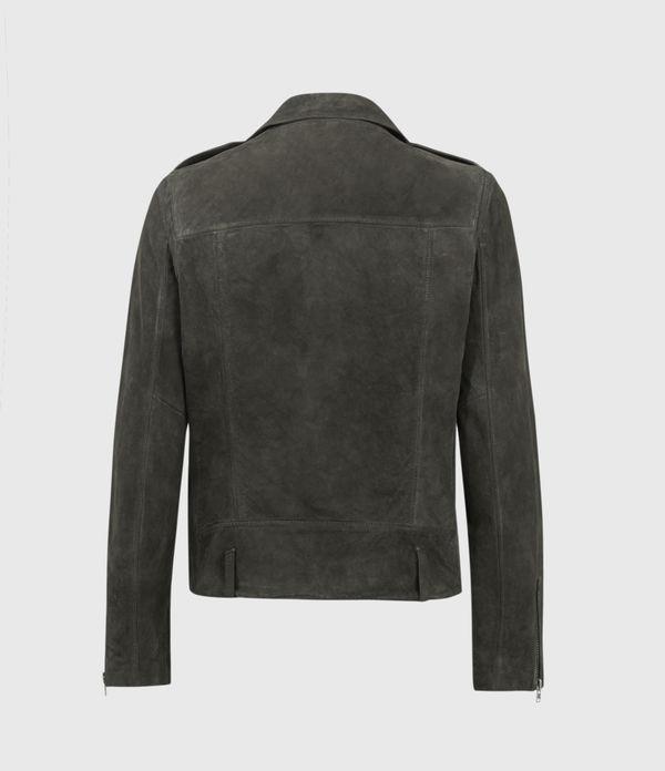 Jadon Suede Biker Jacket