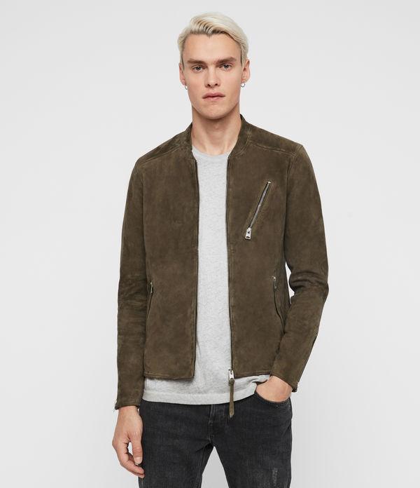 Holbrooke Suede Jacket