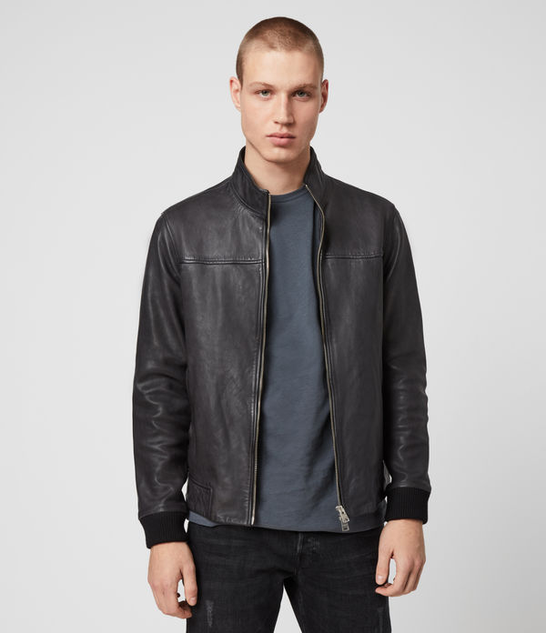 Astoria Leather Jacket