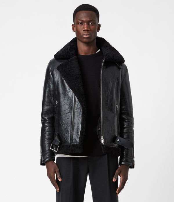 felix shearling jacket