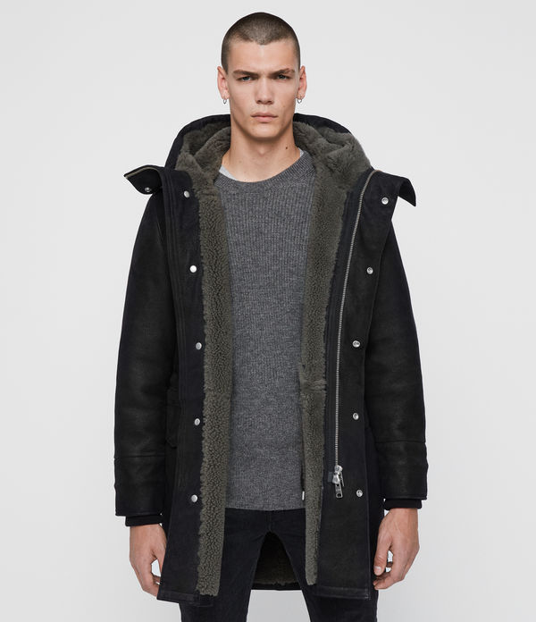 Ramac Shearling Coat