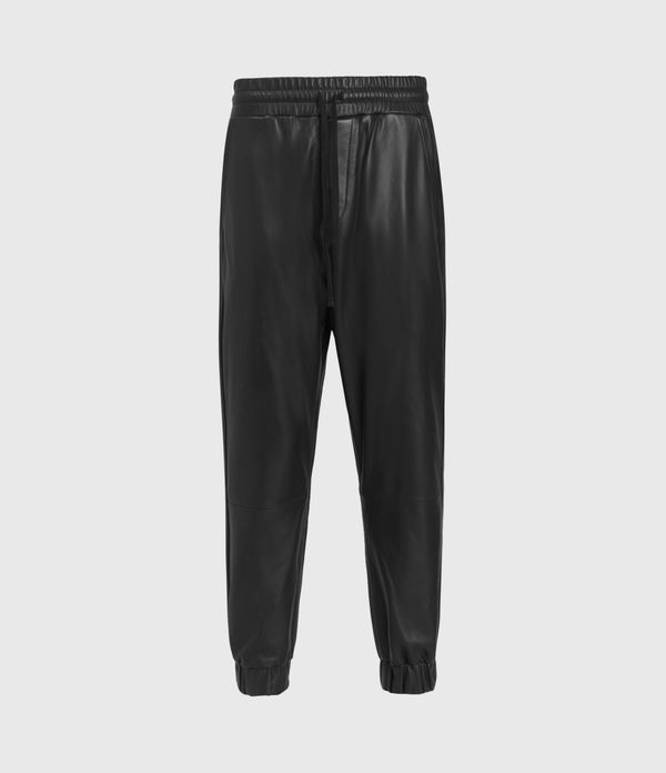 Penton Leather Cuffed Pants