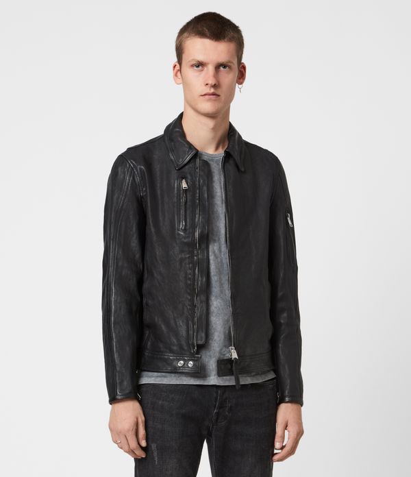 Kaleb Leather Jacket