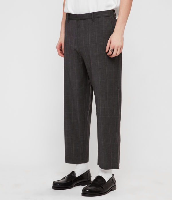 Ante Cropped Relaxed Pants