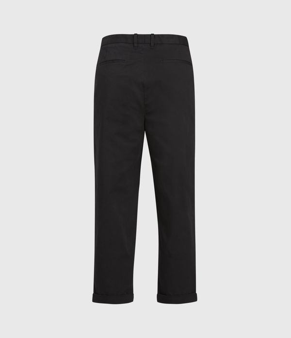 Kali Cropped Straight Pants