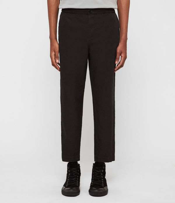 Bellew Cropped Slim Pants