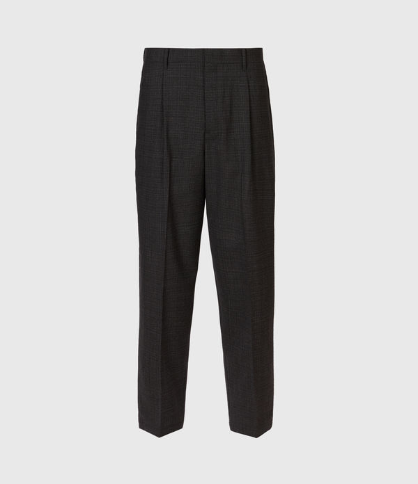 Donnie Kobane Cropped Wide Trousers